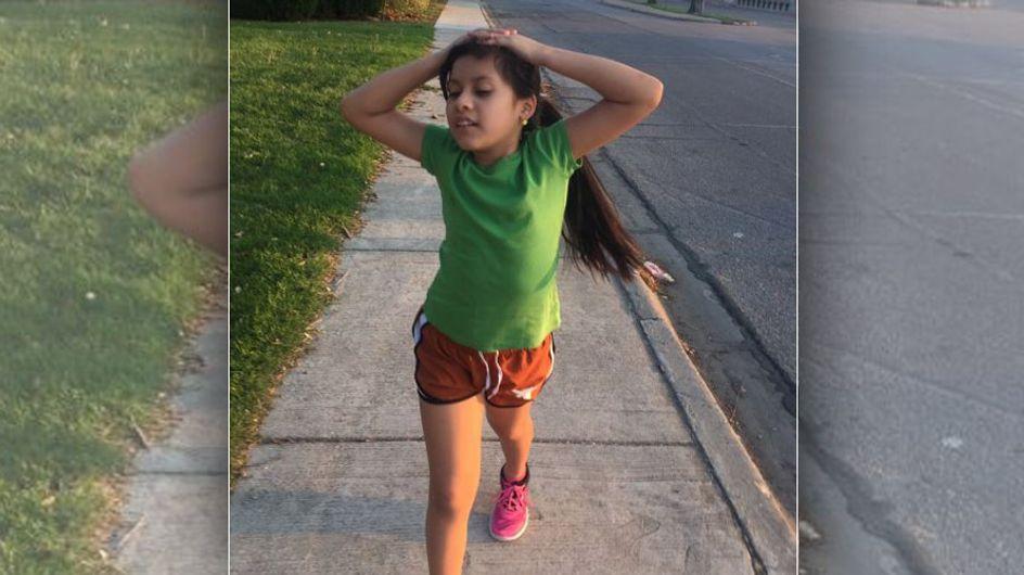 Mit gerade einmal 8 Jahren will sie schon abnehmen - wegen fieser Kommentare ihrer Mitschüler