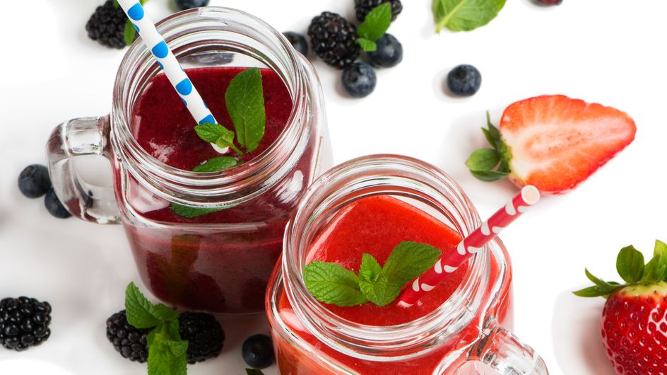 10 ingrédients moins sucrés pour préparer des jus délicieux et sains