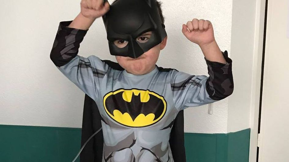 #Buscomihéroe, la campaña para que Lucas encuentre donante de médula