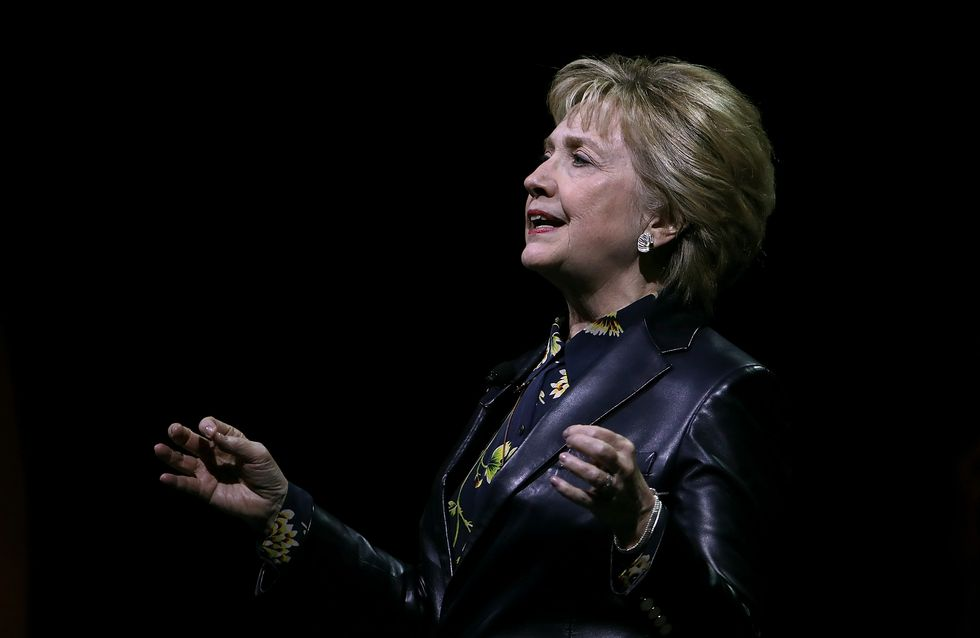 Hillary Clinton, plus girl power que jamais !