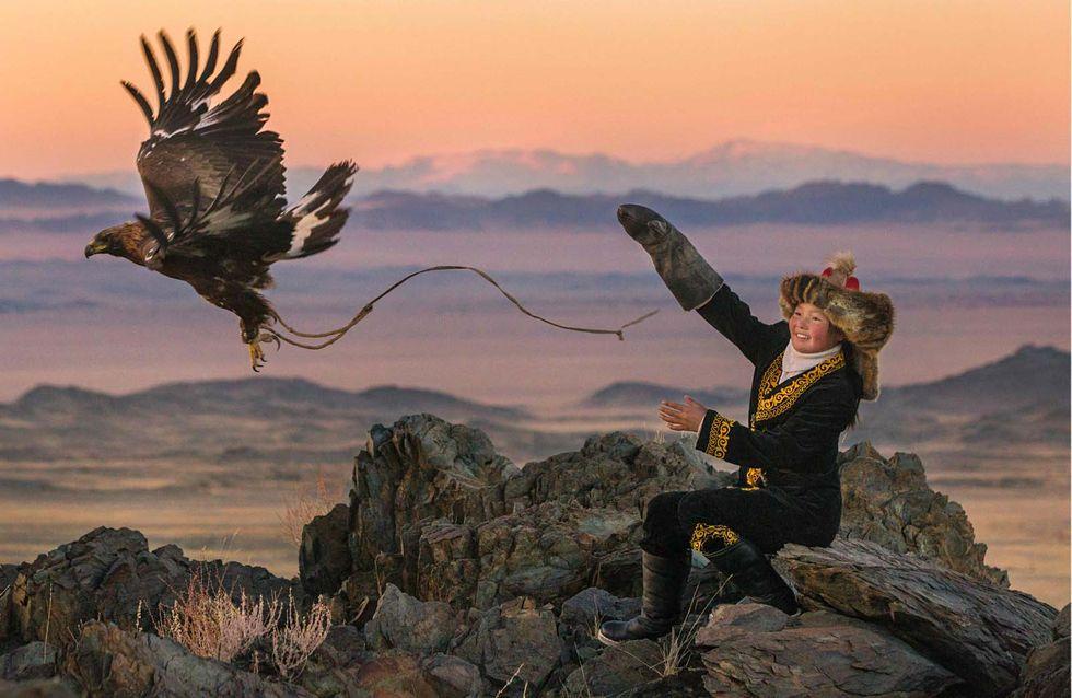 La bande-annonce de La jeune fille et son aigle montre le destin incroyable d'Aisolphan