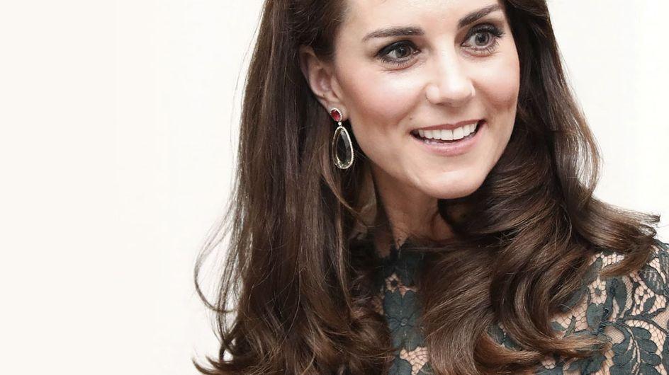 Kate Middleton nous prouve qu'elle est déjà reine du style d'Angleterre (photos)