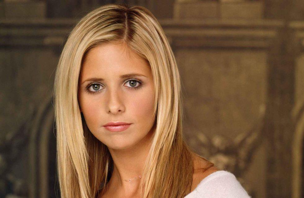 Ces images du casting de Buffy réuni 20 ans après nous ont rendus nostalgiques (Photos)