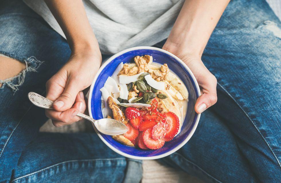 10 snacks healthy para cuidarte entre horas