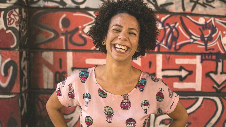 Áurea Carolina é negra, jovem e a vereadora mais votada de BH