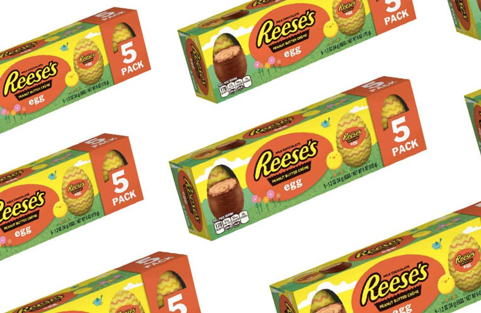 Reese's Are Now Doing A Peanut Creme Egg And All Is Right With The World