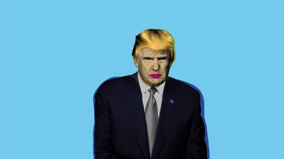 """""""F*ck Trump"""", le rouge à lèvres qui défend les droits des femmes"""