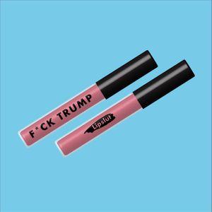"""Rouge à lèvres """"Fuck Trump"""""""