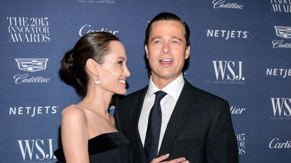 Angelina Jolie y Brad Pitt: ¿reconciliación a la vista?