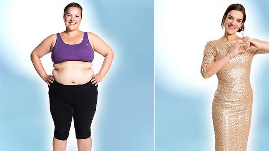 Erste Frau gewinnt 'The Biggest Loser': Sie halbiert ihr Gewicht - UNGLAUBLICH wie sie jetzt aussieht!