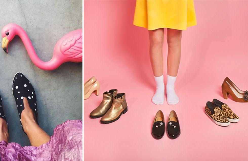 Schuhlexikon: Welche Schuhe zu welchem Outfit passen