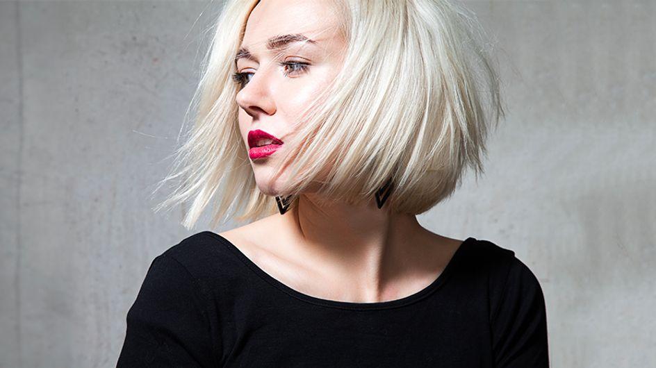 La decolorazione dei capelli