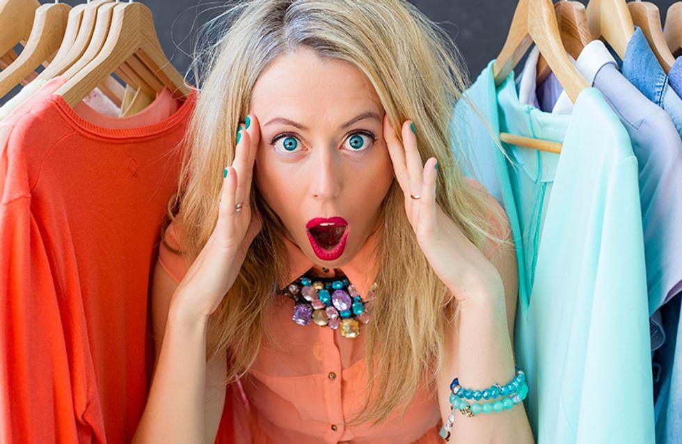 Come scegliere la taglia giusta per i tuoi indumenti (anche