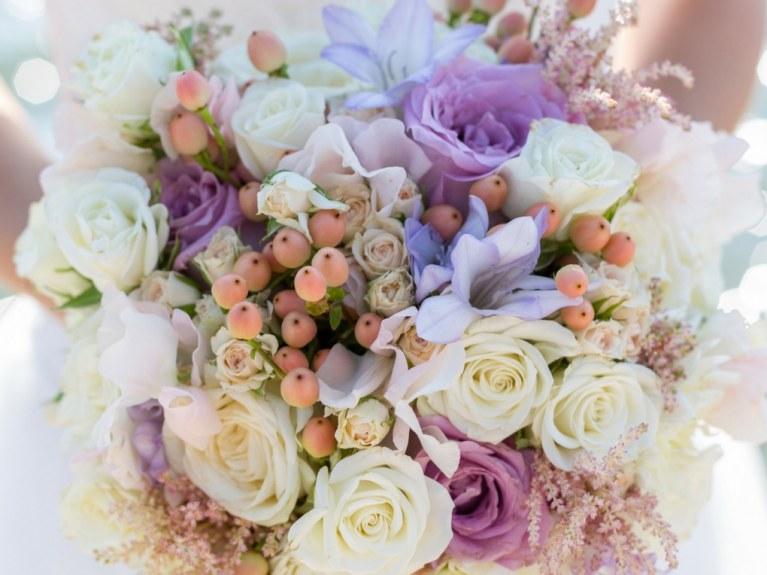 Bouquet Sposa Orchidee E Fiori D Arancio.Bouquet Sposa Sceglierlo In Base Al Significato Dei Fiori