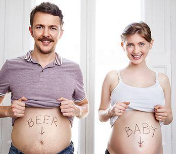 Sono incinta! Ecco 40 modi fantasiosi e divertenti per dirlo a tutti