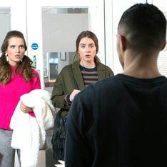 Coronation Street 14/04 - Rosie And Sophie Take Action