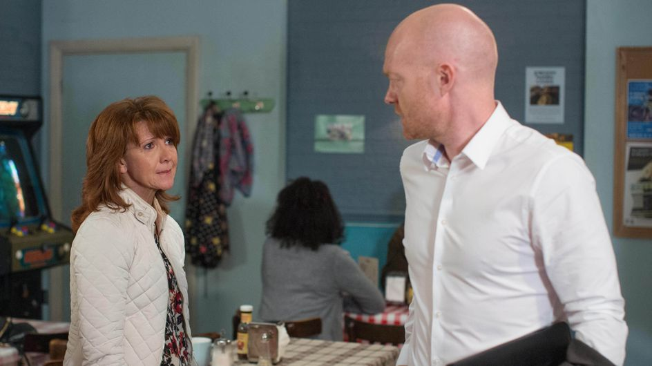 Eastenders 10/04 - Max Takes Carmel For A Drink