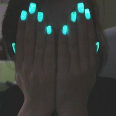 Unhas que brilham no escuro? Melhor tomar cuidado com receitas caseiras que criam o efeito