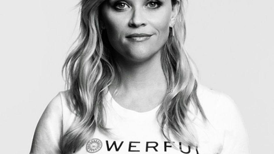 Reese Witherspoon e outras estrelas querem encorajar as mulheres a serem mais ambiciosas