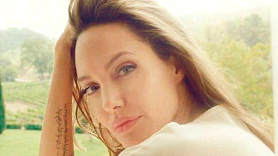Angelina Jolie é o rosto de novo perfume da Guerlain – assista ao vídeo da campanha