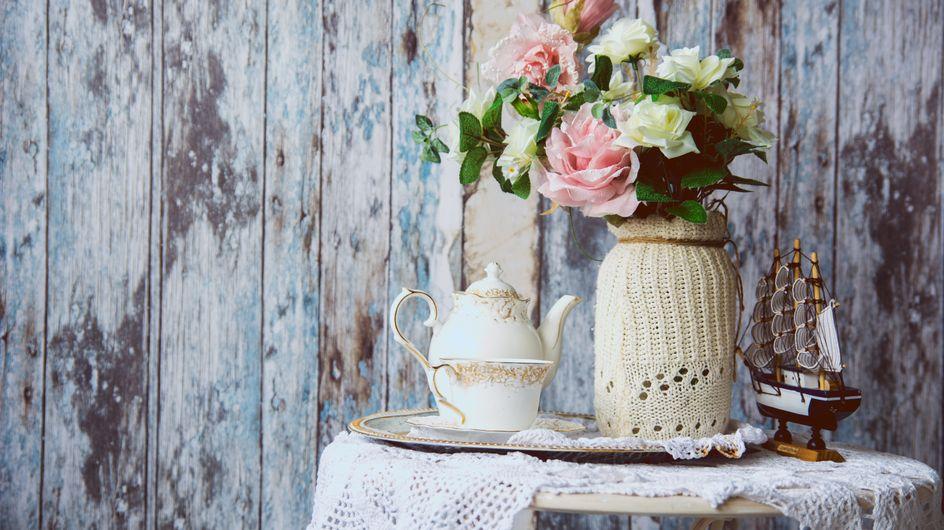 Shabby Chic selber machen: Romantik-Look für Zuhause