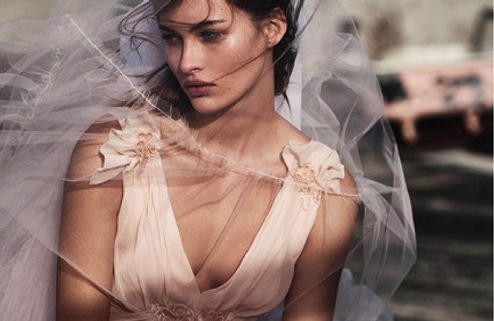 Topshop présente sa collection de robes de mariée à petits prix et on dit OUI (Photos)