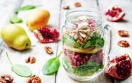 Wow! Snackideen im Glas: Die leckersten Rezepte für unterwegs