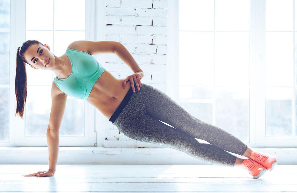 Die 10 Besten Bauch Beine Po Ubungen Fur Zuhause