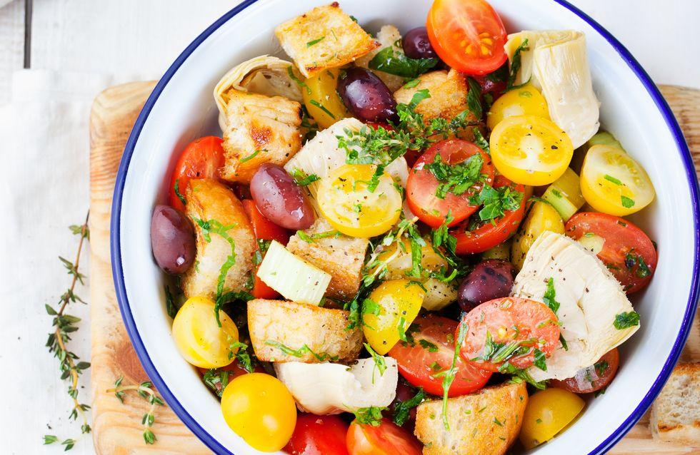 Leichter Lunch: Die besten Rezepte für ein kalorienarmes Mittagessen