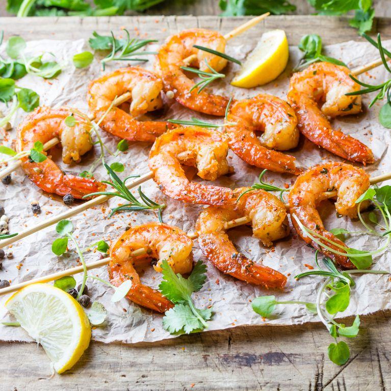 Unterschied Shrimps Garnelen