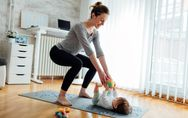 Abnehmen nach der Schwangerschaft: 7 Tipps gegen die Babypfunde