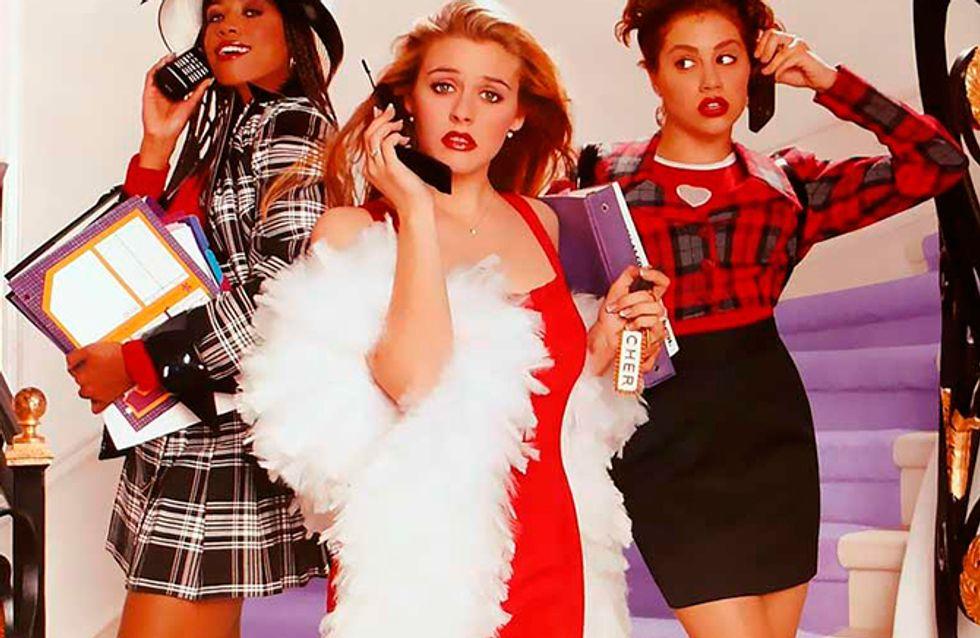 Quem é você no filme As Patricinhas de Beverly Hills?