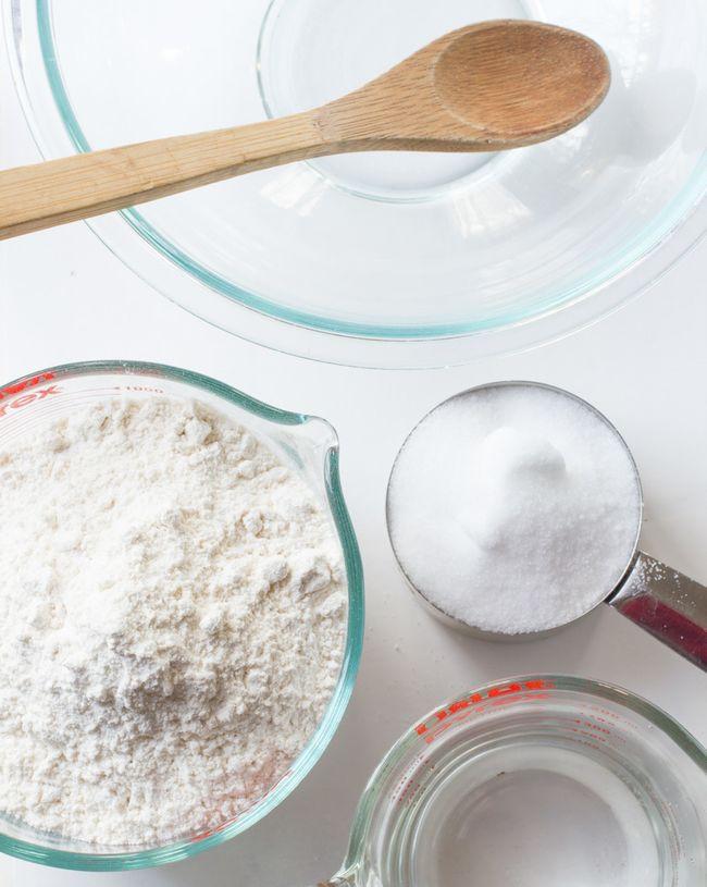 Hervorragend Salzteig-Rezept: Knete selber machen DL86