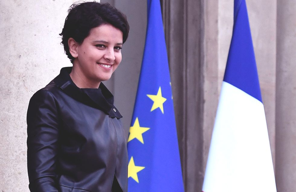 Najat Vallaud-Belkacem se dévoile dans La Vie a plus d'imagination que toi