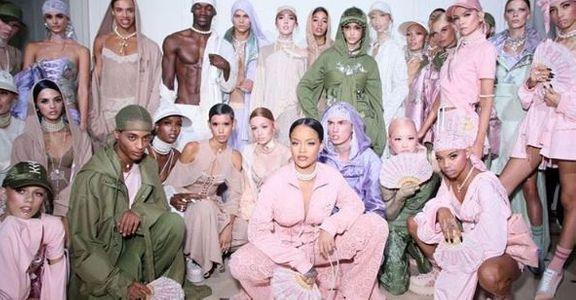 Nouvelle collection Fenty Puma by Rihanna