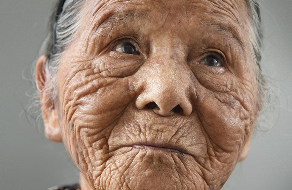 This Photo Series Shows Growing Old Is A Beautiful Part Of Life