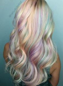 pastel balayage hair trend