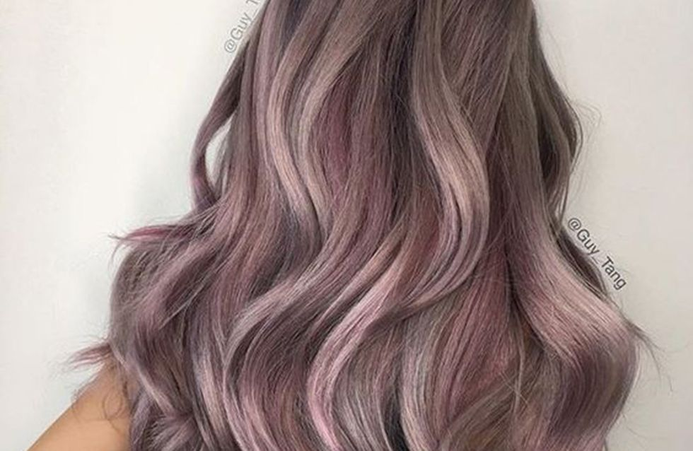 The Pastelage Trend Is Making All Our Spring Hair Dreams Come True