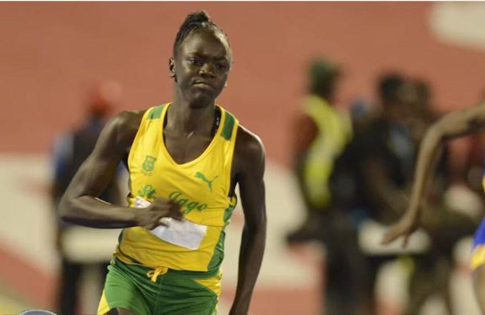 Brianna Lyston, 12 ans, est la future Usain Bolt