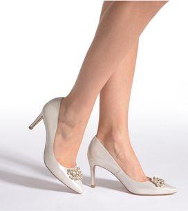 80 chaussures blanches qui donnent envie de se marier