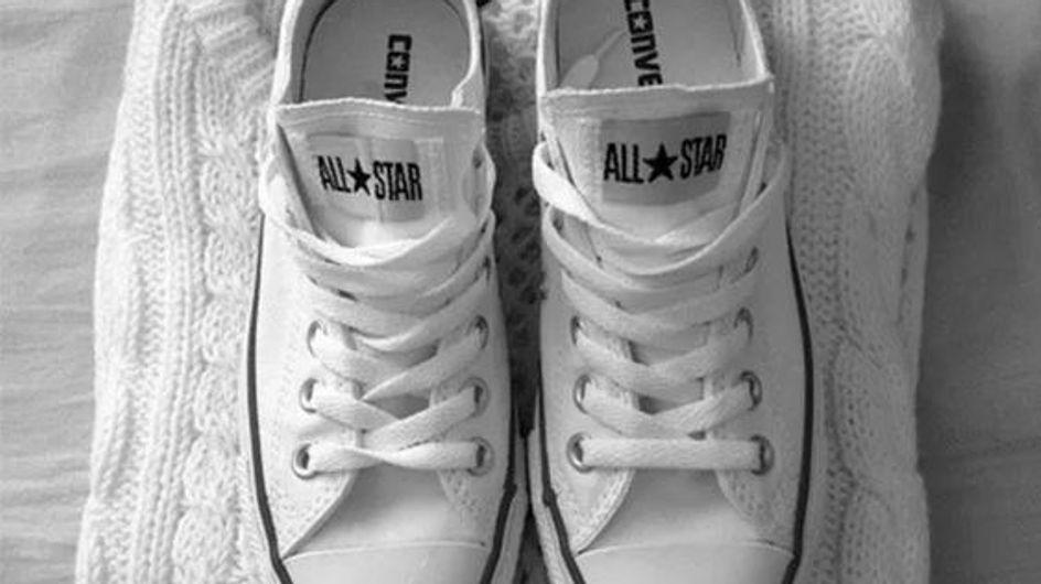 Como limpar tênis brancos? Mostramos aqui (é fácil!)