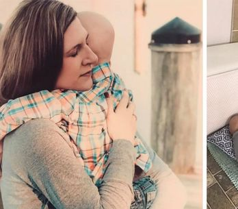 Sie wollte nur kurz duschen - da stirbt ihr Kind: Seine letzten 4 Worte wird sei