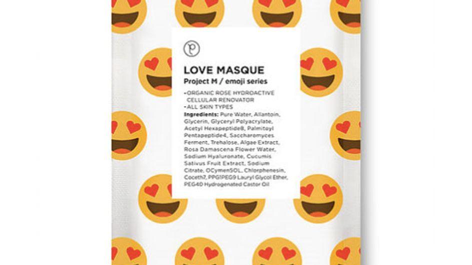 Emoji Face Masks Are Set To Take Over Your Instagram