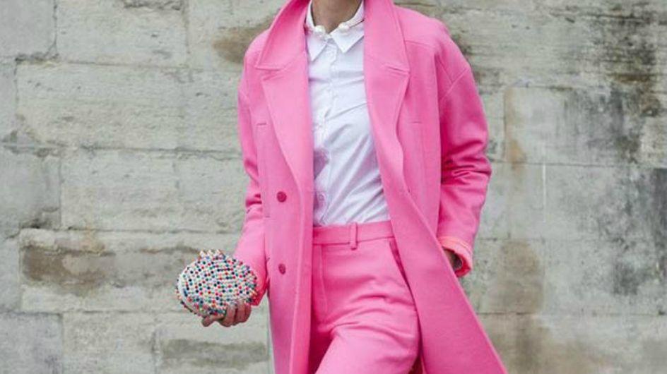 Think pink: os jeitos mais descolados de usar peças cor-de-rosa