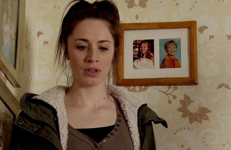 Coronation Street 17/04 - Shona Is Shocked To Learn David's Secret