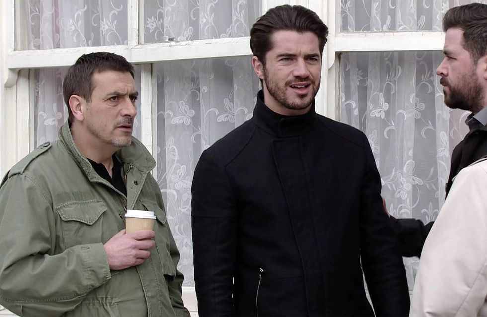 Coronation Street 21/04 - Adam Is Arrested