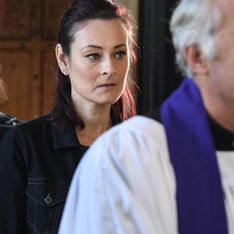 Eastenders 18/04 - Tina Prepares For Sylvie's Funeral