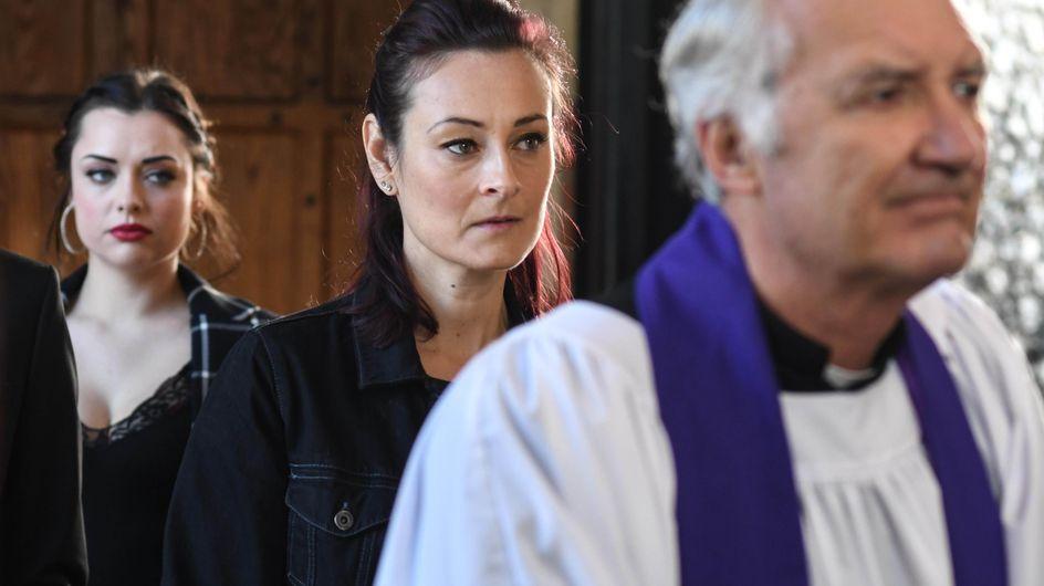 Eastenders 18/04 - Tina Prepares For Sylvie's Funeral