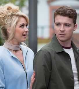 Hollyoaks 21/04 - Nick Is Horrified By The Surprise Party Thrown By Holly