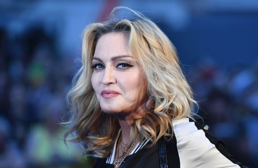 Madonna sans maquillage ? Ca donne ça ! (photo)